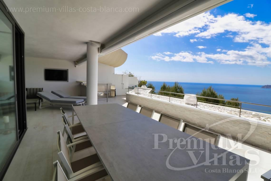 Buy luxury penthouse in Altea Hills Costa Blanca - A0635 - Super luxury apartment with sea views in Altea Hills 2