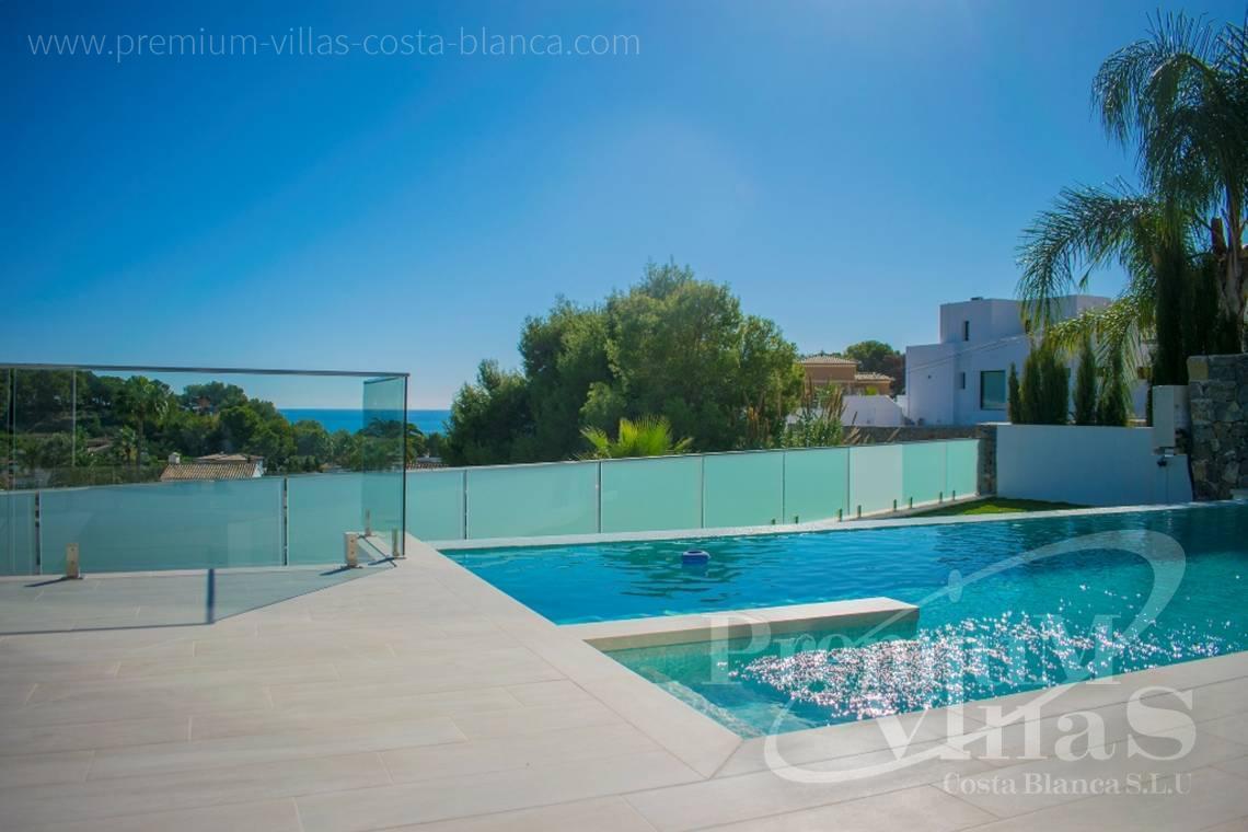Modern 6 Bedroom Villa In Benissa Costa 600m Cala Pinets