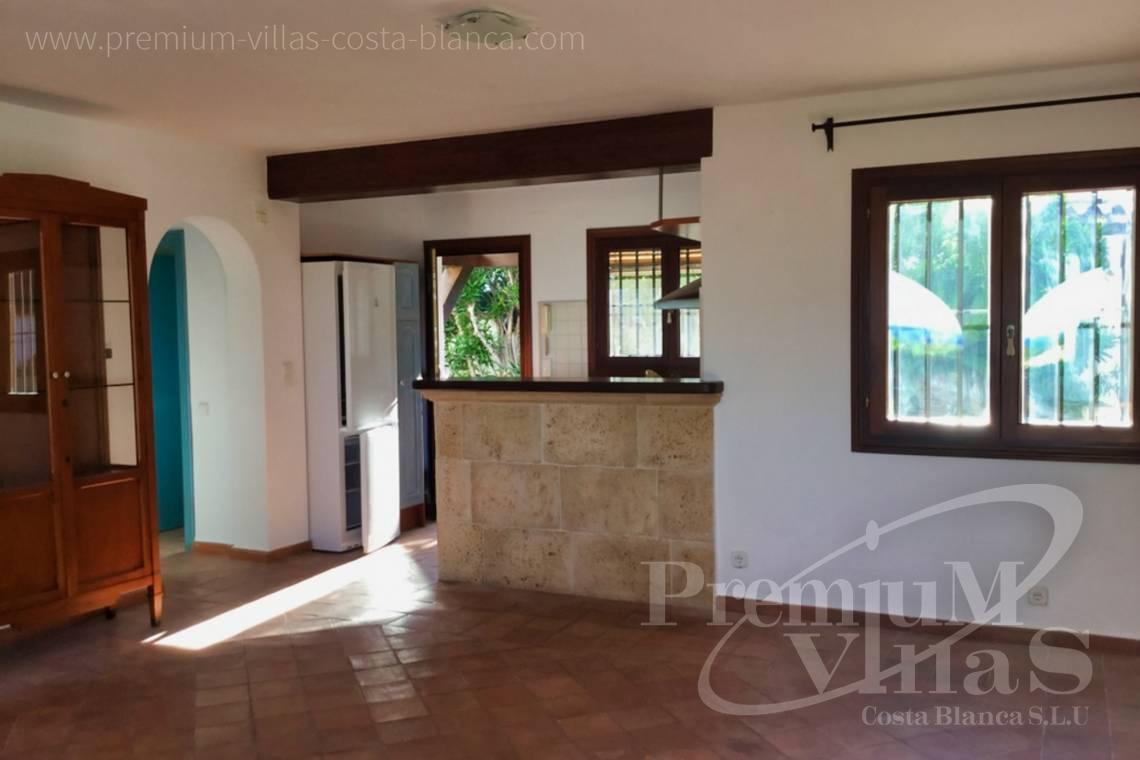 - CC2307 - Mediterranean house with sea views in Benissa Costa 12