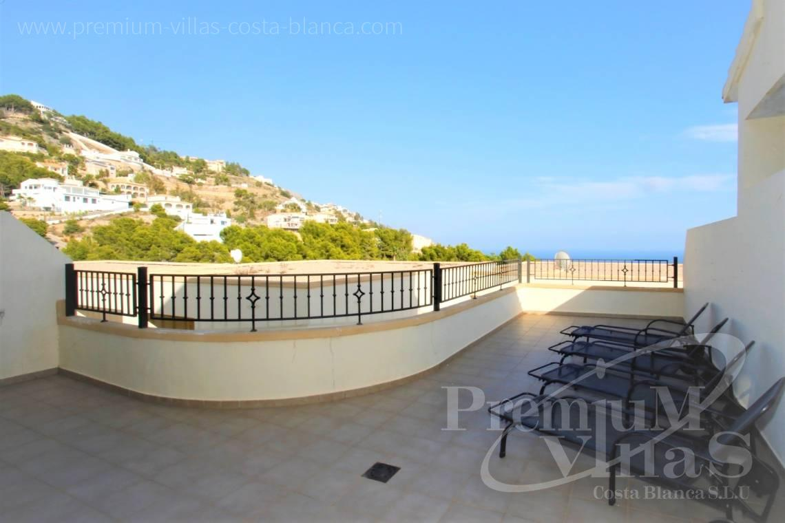 Buy bungalow in Altea Costa Blanca - C2212 - Sole agent! Beautiful bungalow in Mirador de Altea 19