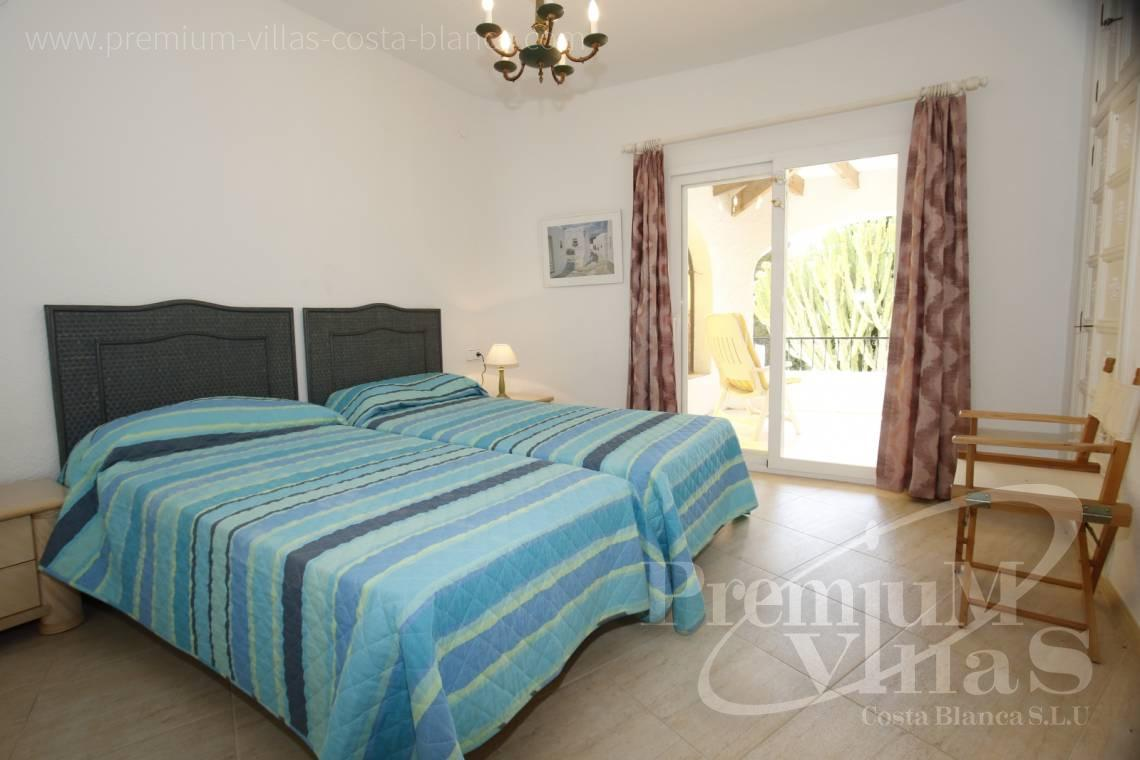 - C2162 - Villa in Altea with guest apartment and sea views 10