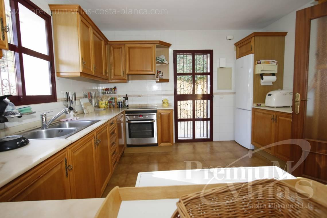 - C2132 - House surrounded by nature with beautiful sea and mountain views in Altea. 9