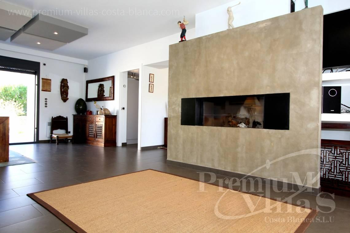 - C1765 - Modern villa at the golf course in Altea with panoramic views 21
