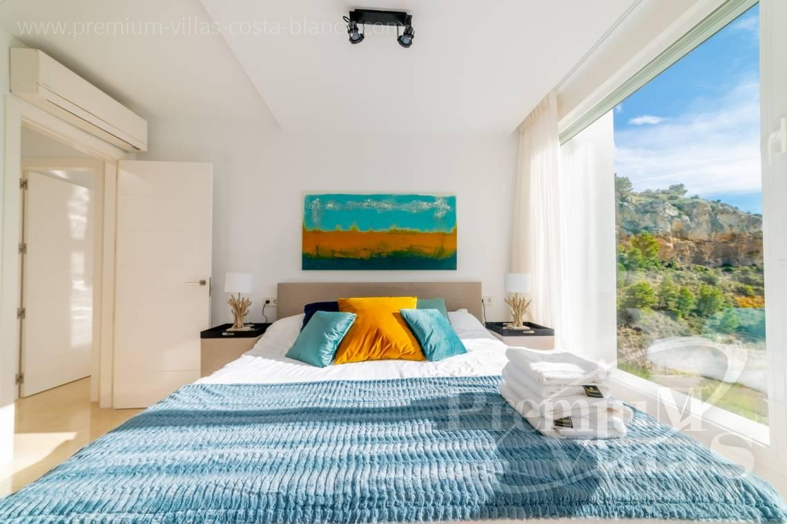 - C2290 - Modern villas with private lift in the Sierra de Altea 14