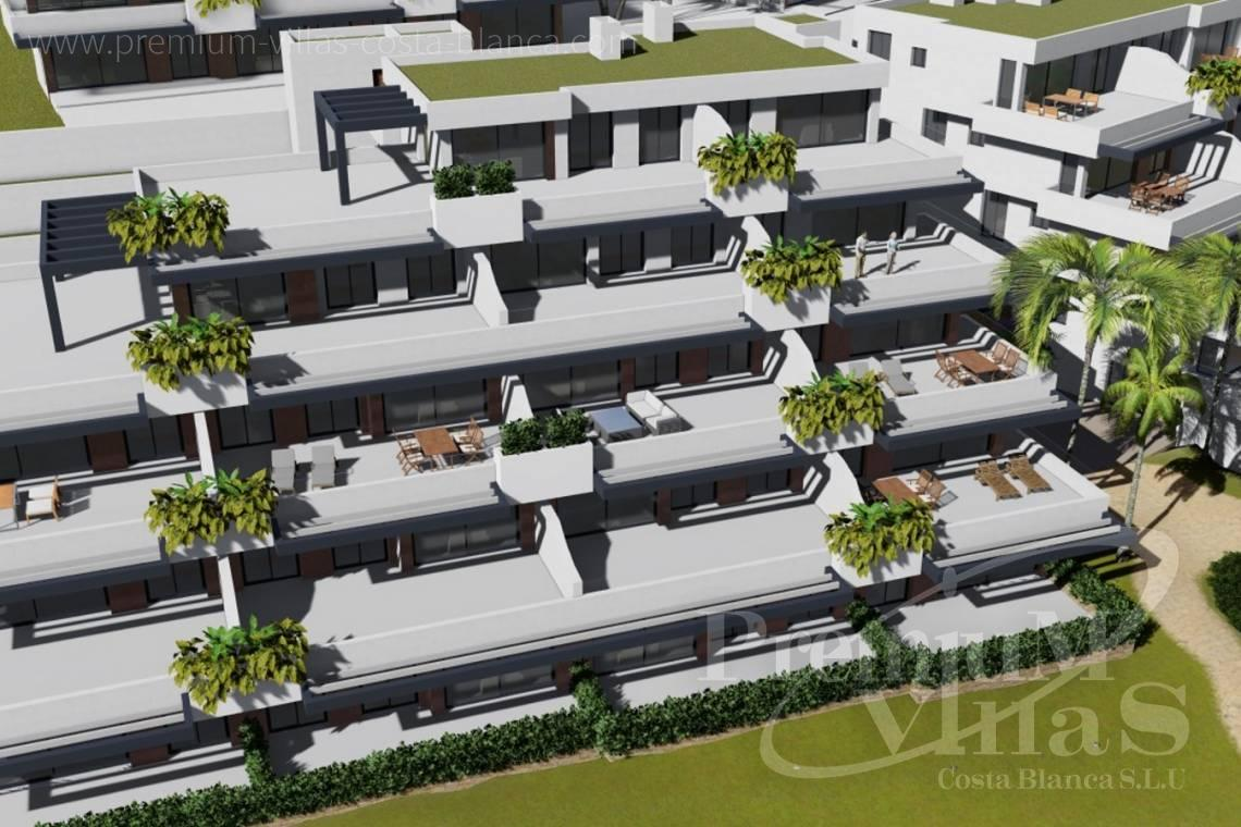 Buy 2 bedroom apartment in Finestrat Costa Blanca - A0622 - 2 bedrooms apartments with sea views in Finestrat 27