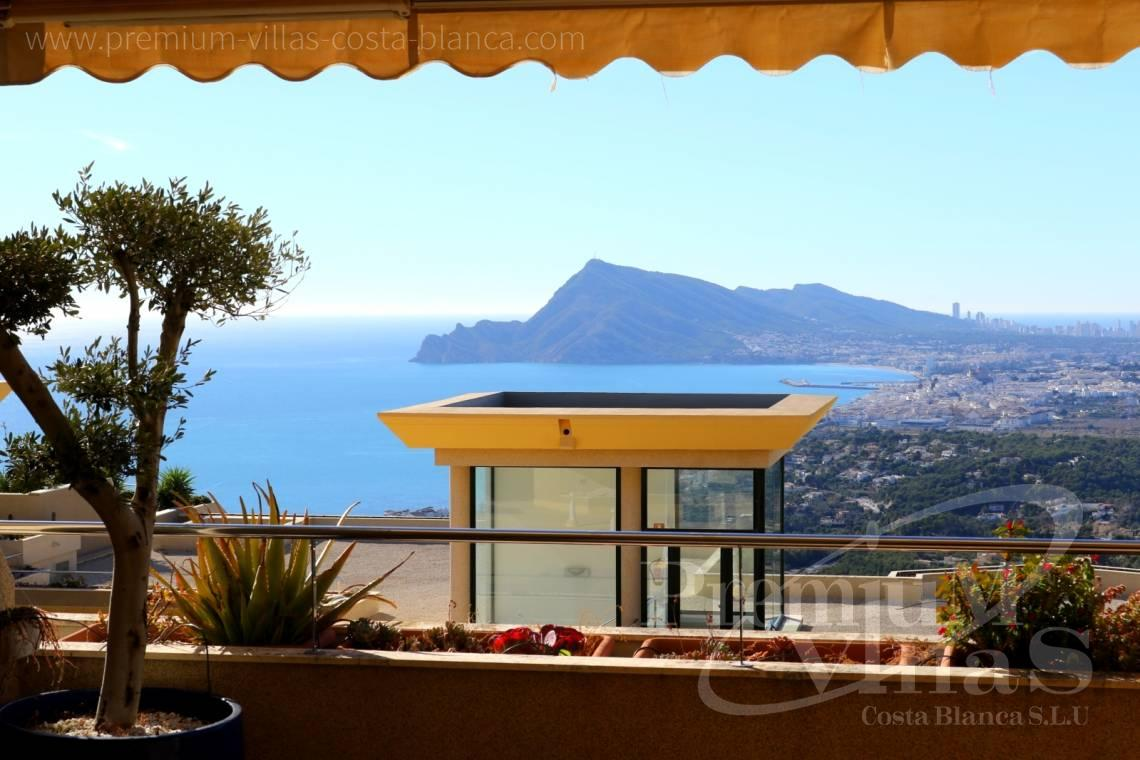 - A0562 - Nice apartment in the Sierra Altea with beautiful sea views 19