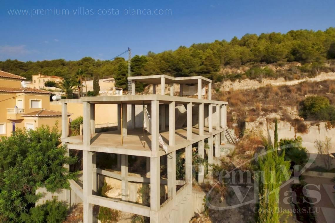 - C2390 - Modern villa with elevator and sea views in Calpe 3
