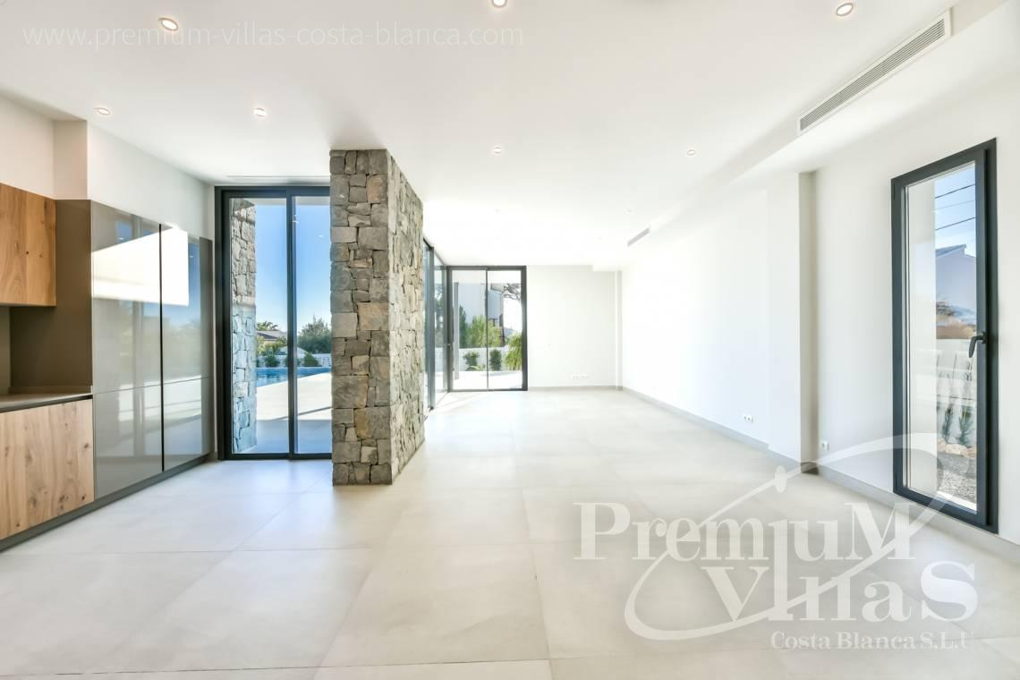- C2368 - Modern villa with sea views in Calpe 7