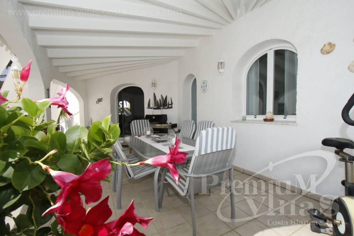 - C2202 - Beautiful house on flat plot in Calpe 19
