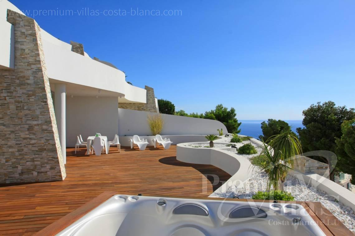 Penthouse apartment sea views Altea Costablanca - A0408 - OPPORTUNITY, last corner apartment for sale!!!  4