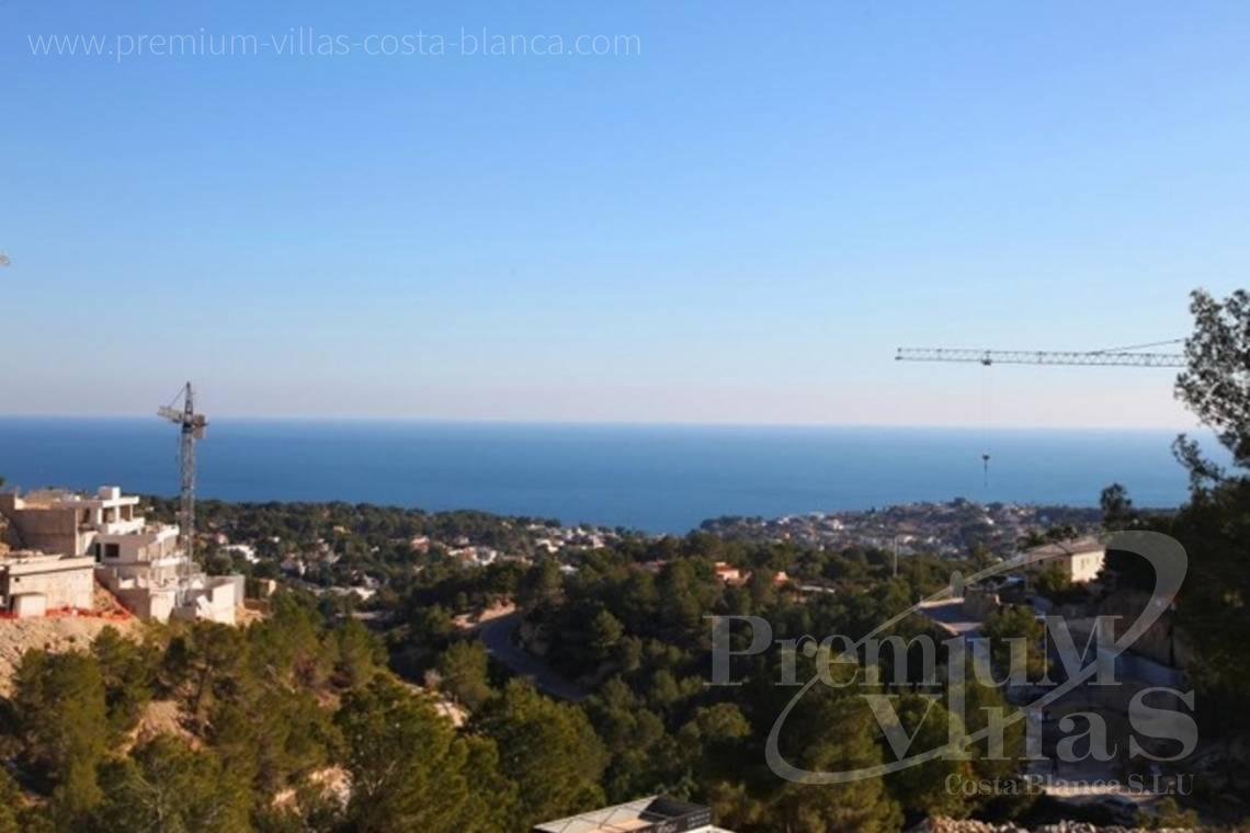 Sea views from the luxury villa in Racó de Galeno Benissa - C2000 - Modern luxury villa in Benissa for sale with stunning sea view 2