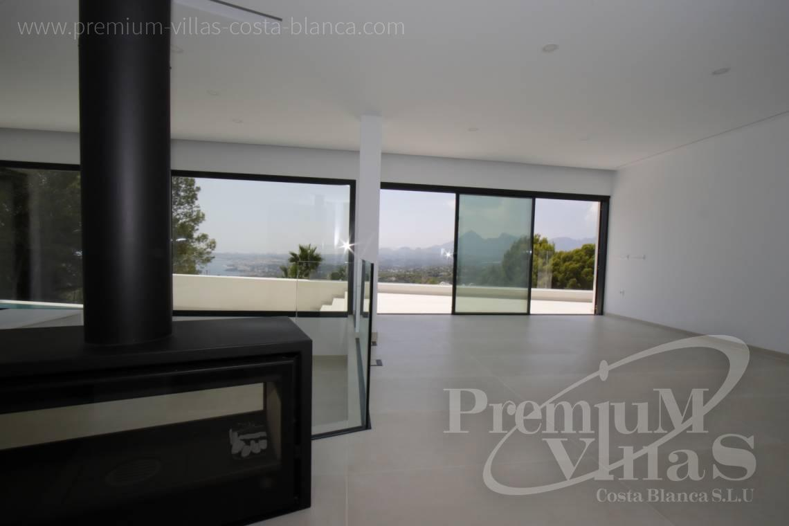 - C2138 - New construction of a modern villa in Altea Hills with fantastic views 24