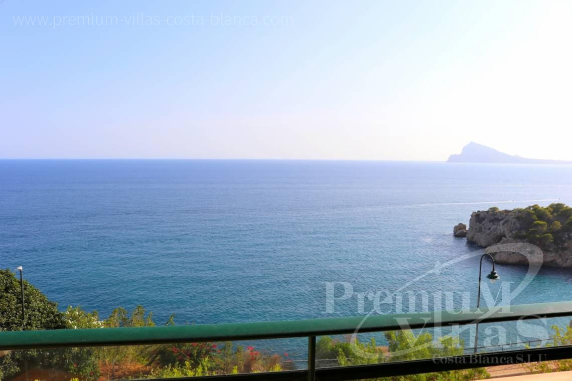 front line apartment for sale Altea Costablanca - A0584 - Apartment at the see front, close to all amenities in Altea 26