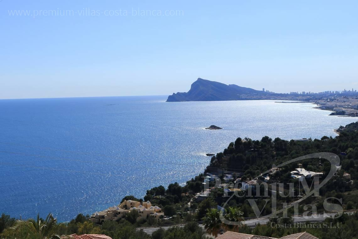 - C1912 - Under constructruction: Modern villa in Altea Hills with great views to the sea! 2