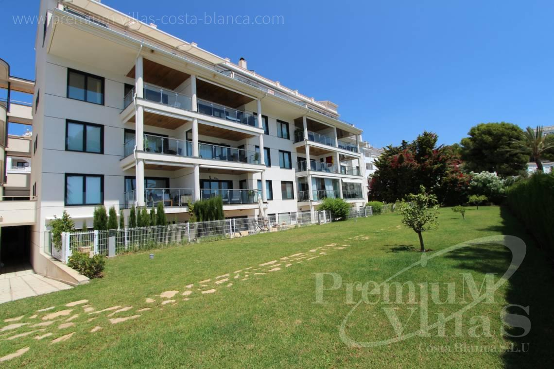 front line apartment for sale Altea - A0657 - First line apartment in Cap Negret, Altea 5