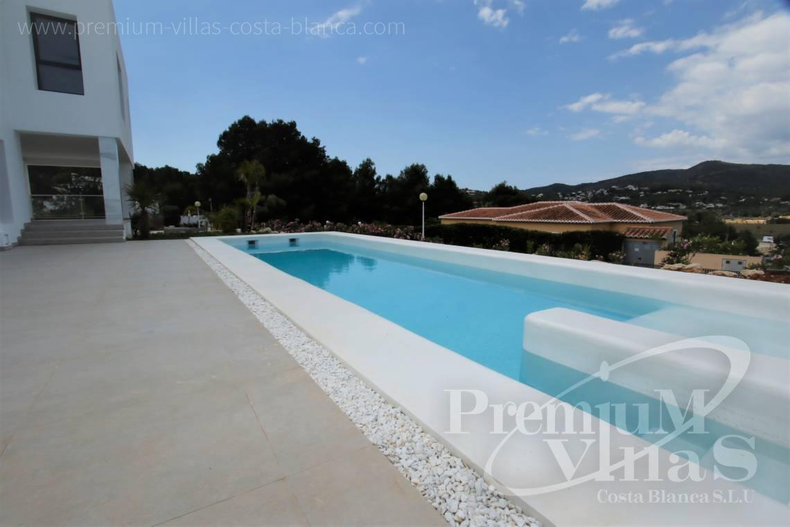Buy villa house in Jávea Costa Blanca - C2164 - Newly built villa near the Javea Golf Course with spectacular mountain views. 5