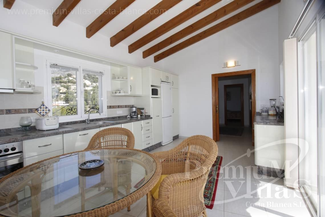 - C2162 - Villa in Altea with guest apartment and sea views 16
