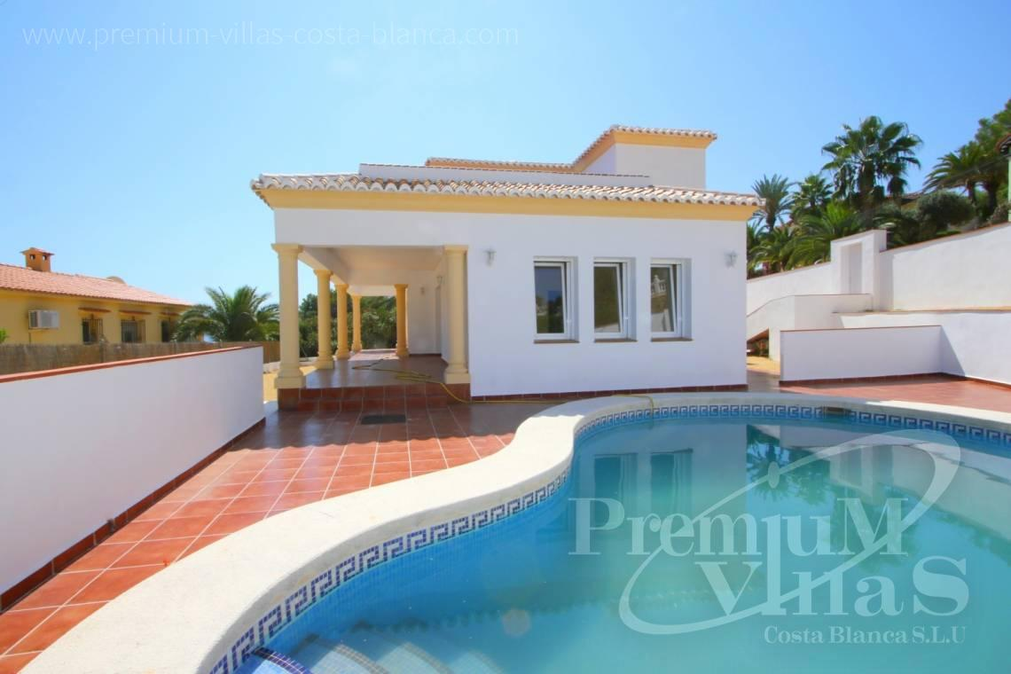 mansions for sale, Costa Blanca, Spain - C2087 - New house in Benissa for sale with sea view 1