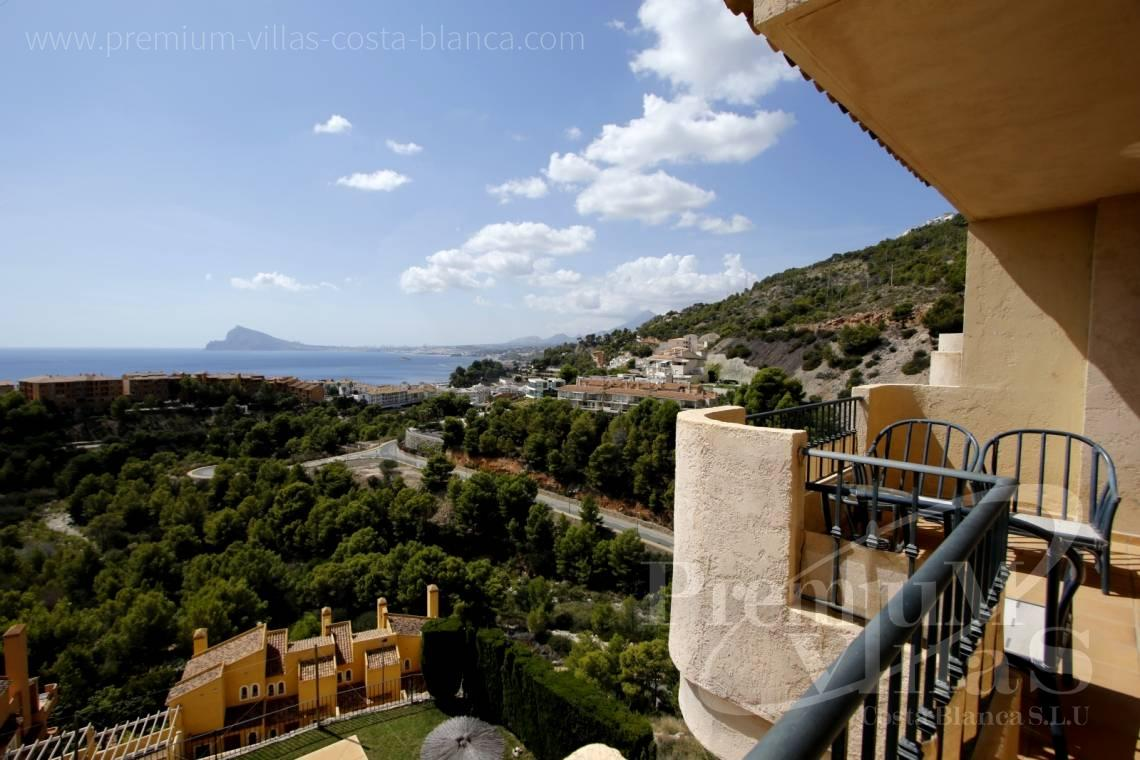Buy property Mascarat Altea - C2211 - Bungalow in Altea 1000m from the sea, with stunning sea views. 22