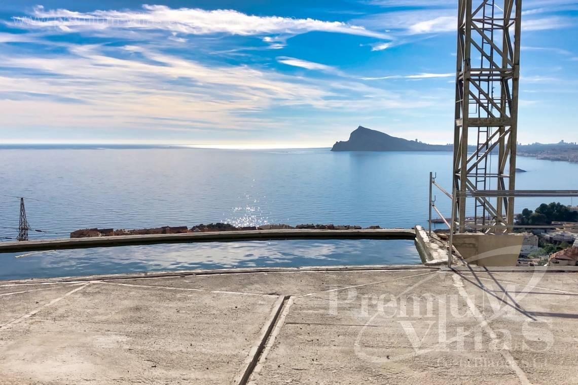 Mansions for sale in Mascarat Altea Costa Blanca - C1852 - Luxury villa with amazing sea views 6