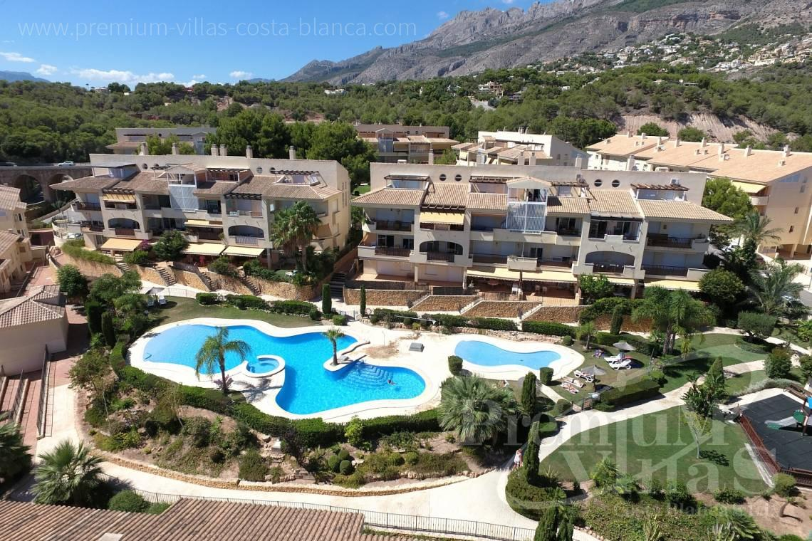 Apartment for sale in Isla de Altea Costa Blanca - A0399 - Altea, apartment at only 200 m from the beach with sea views 2