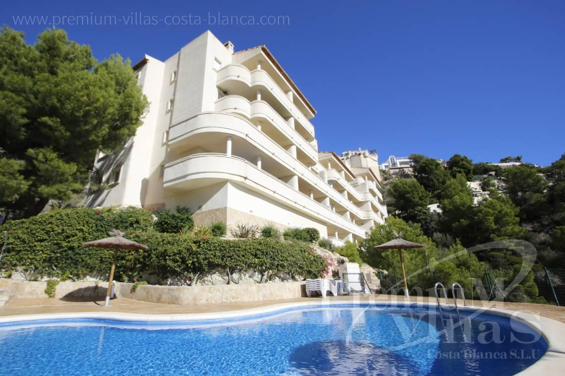 Buy apartment duplex penthouse Altea Hills Costa Blanca - A0609 - Apartment in residential Balcón de Altea Hills 27