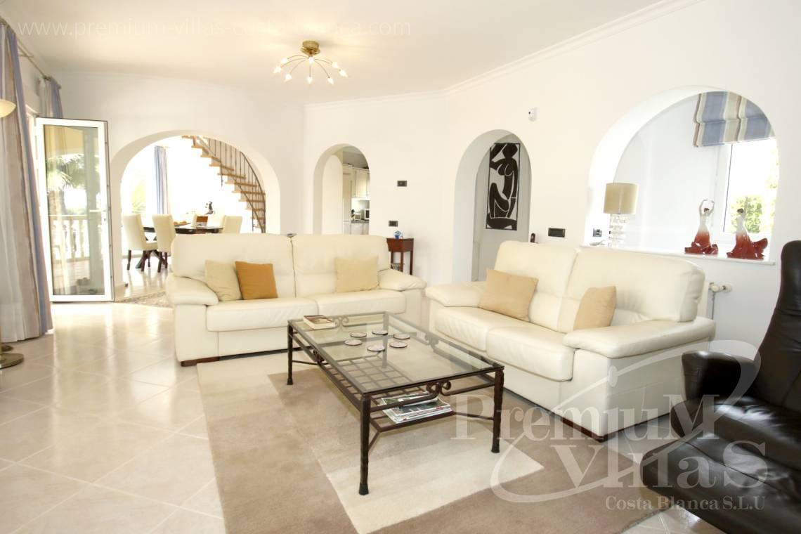 - C2155 - Beautiful villa in Benissa Costa with wonderful terraces, nice views and only 1 km from the beach 7