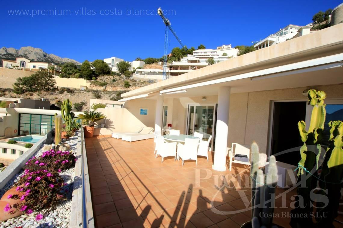 - A0492 - Modern and luxury penthouse in Altea Hills with fantastic sea views! 4