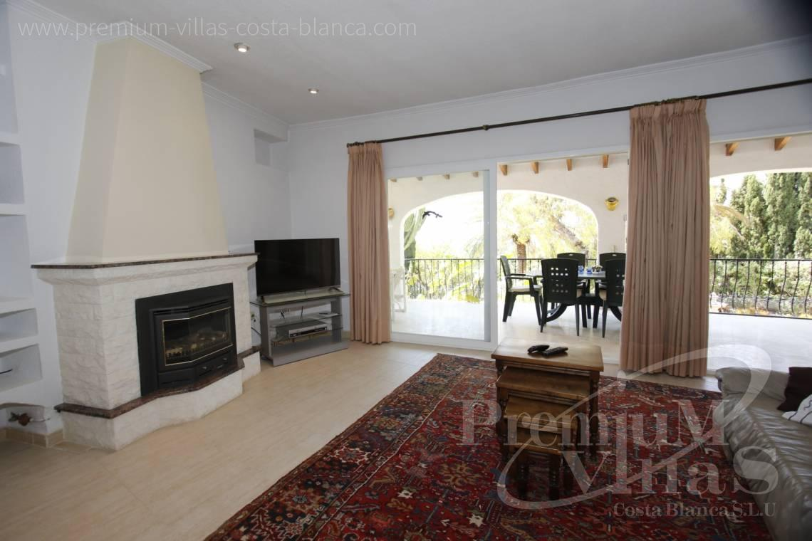 - C2162 - Villa in Altea with guest apartment and sea views 13