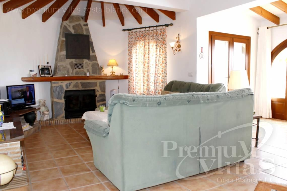 - C2153 - Villa in Calpe with guest apartment and wonderful views 11