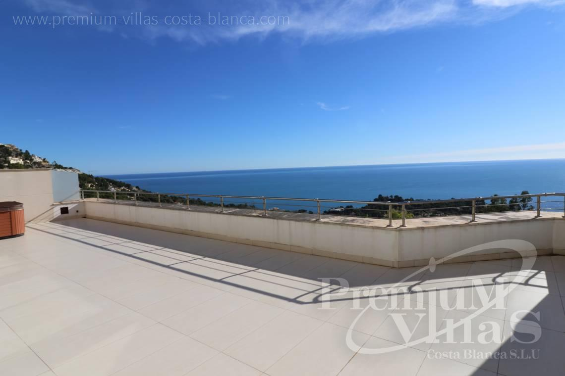 Apartments with large terrace in residential Mare Nostrum Altea - A0612 - Modern apartment in residential Mare Nostrum, Altea 6
