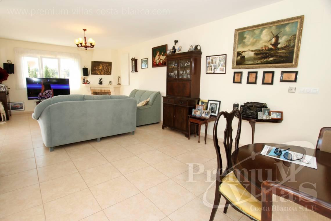 - C2183 - Villa in central urbanization of Calpe close to the beaches and all amenities 9