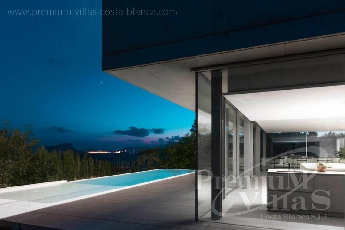 Buy Villa house Moraira Costa Blanca - C2343 - Modern luxury villa in Moraira 5