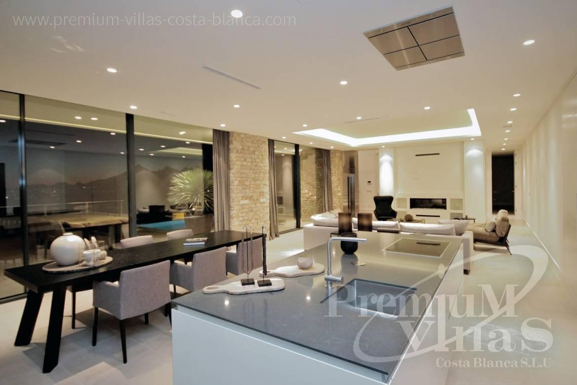 - C2172 - Newly built luxury villa in Altea Hills with panoramic sea views. 8
