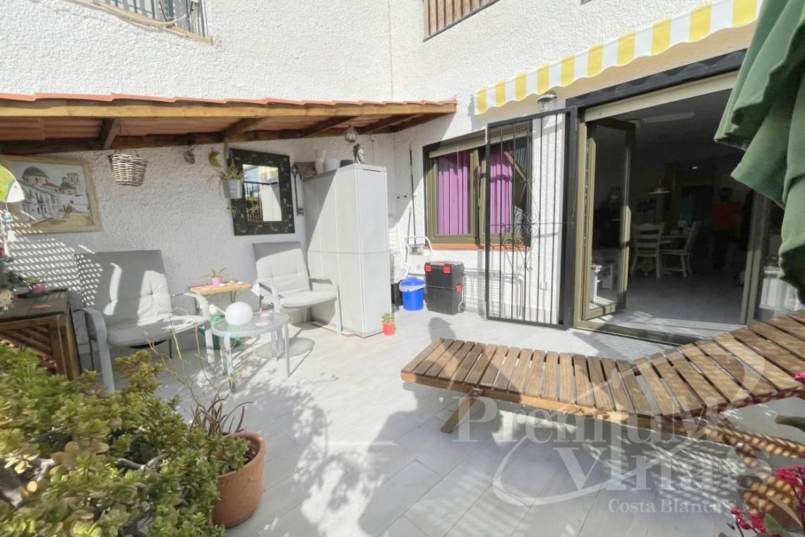- AC0704 - Renovated flat with charm directly in the old town of Altea 4