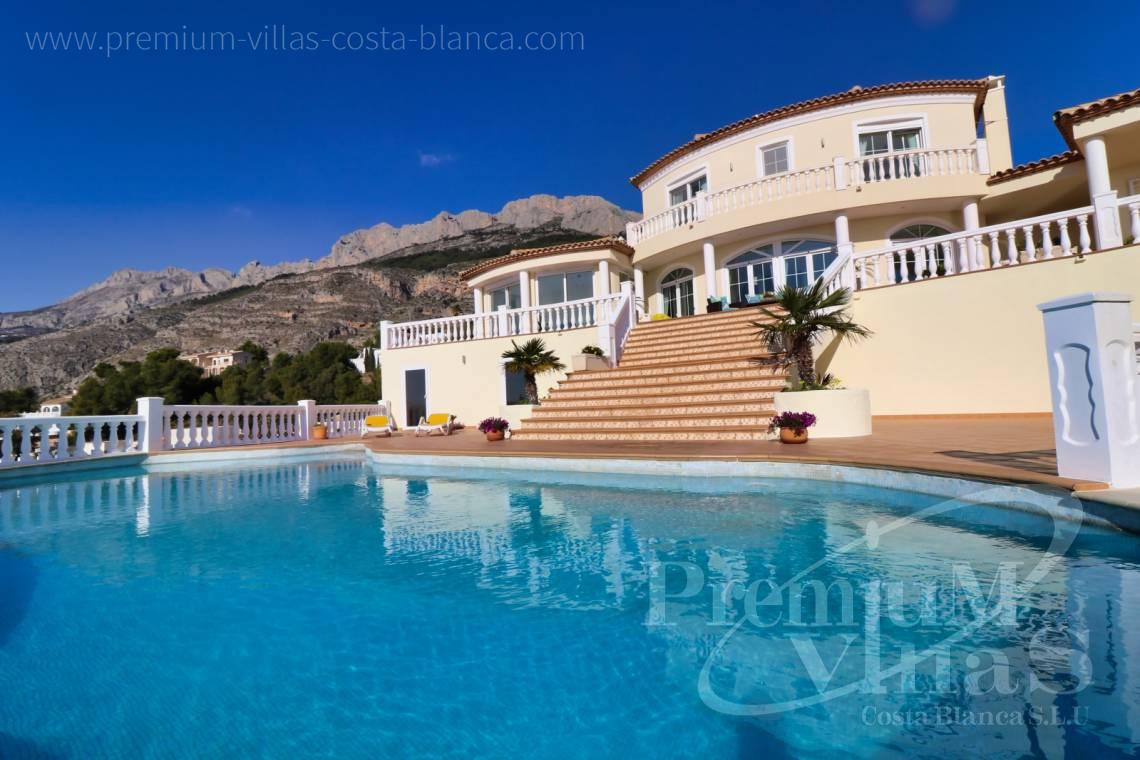 Luxury villa built with Ytong in Altea on the Costa Blanca - C2251 - Luxury villa in prime location in Altea 27