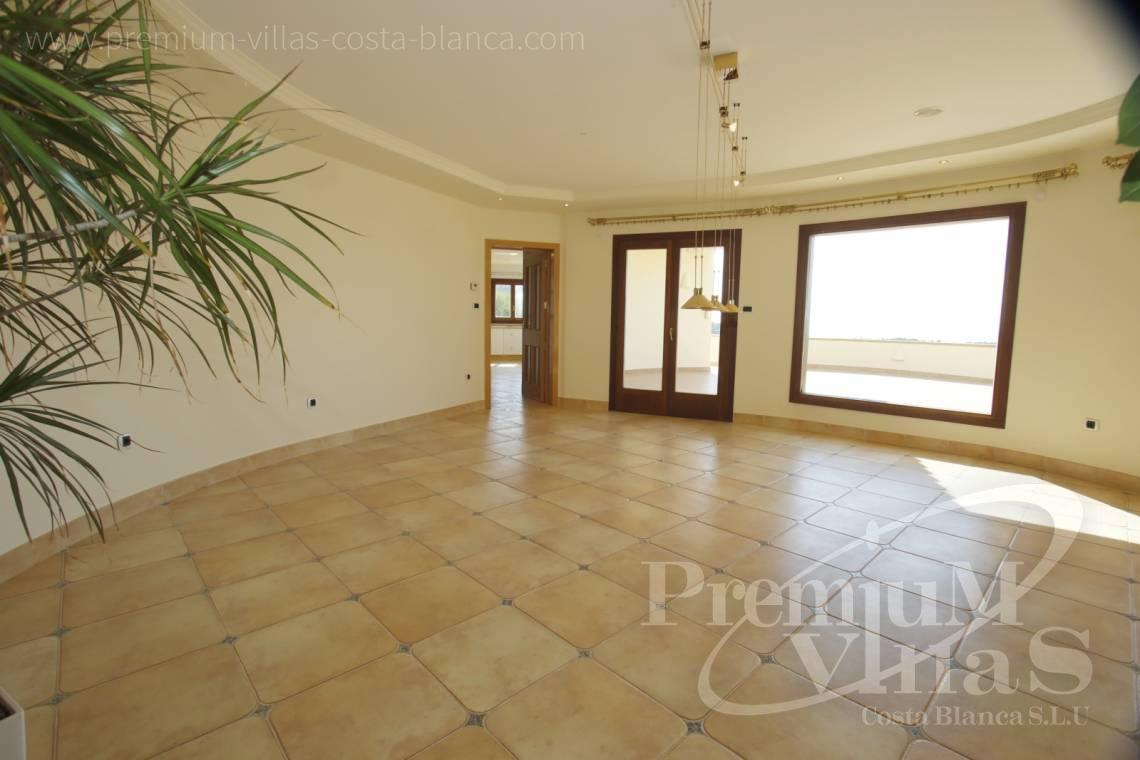 - C2174 - Luxury mansion on 3 levels with elevator and sea views in Calpe 9