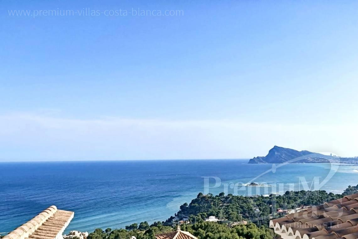 - C2438 - Semi-detached house with private pool in Altea Hills 8