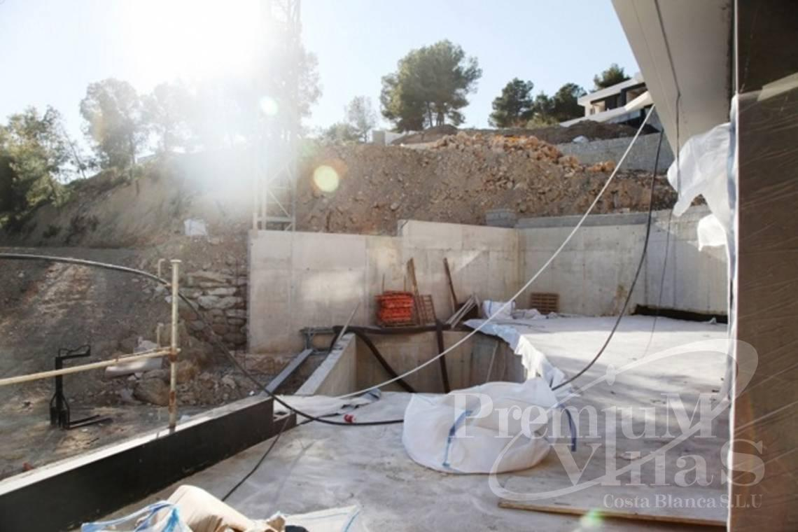 - C2122 - New project in Benissa with panoramic views over the whole Calpe. 15