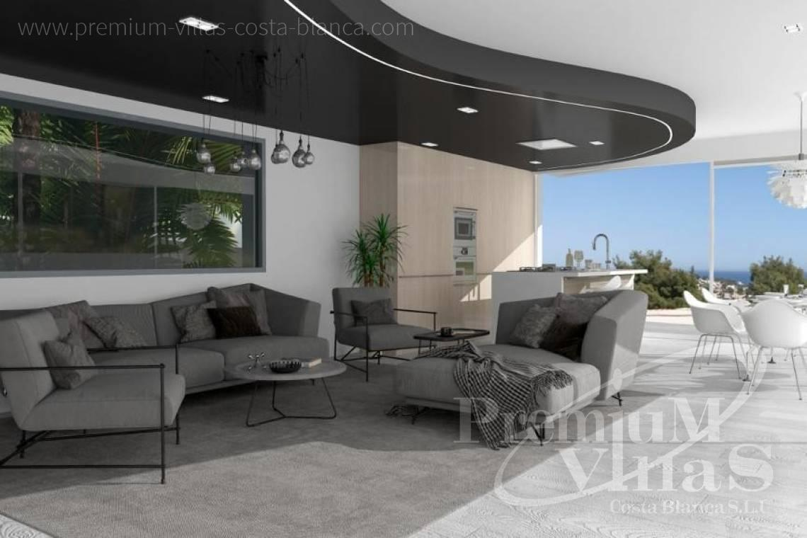 - C1802 - New construction! Modern house in Benissa for sale 4