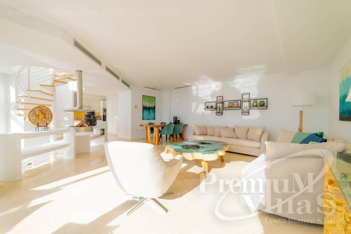- C2290 - Modern villas with private lift in the Sierra de Altea 8