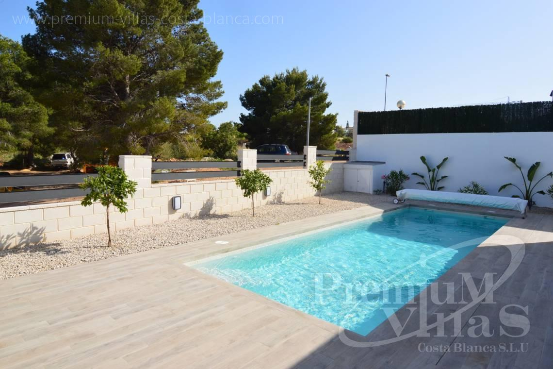 - C1903 - Modern villa with private pool and nice mountain view in Polop 24