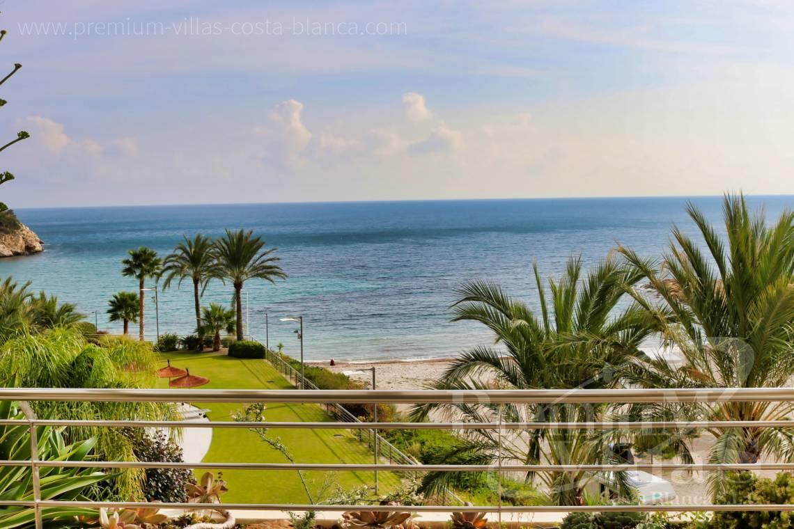 Apartments penthouse for sale at the sea front Altea Costablanca - A0610 - Beach apartment in residential Mascarat Beach 2