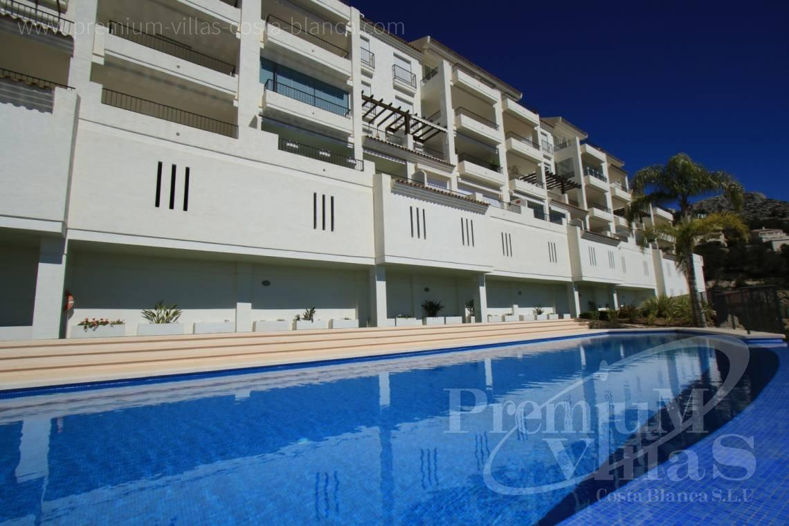 For sale apartment in Altea Hills in Residencial Los Lirios - A0577 - Modern apartment for sale in Altea Hills 20