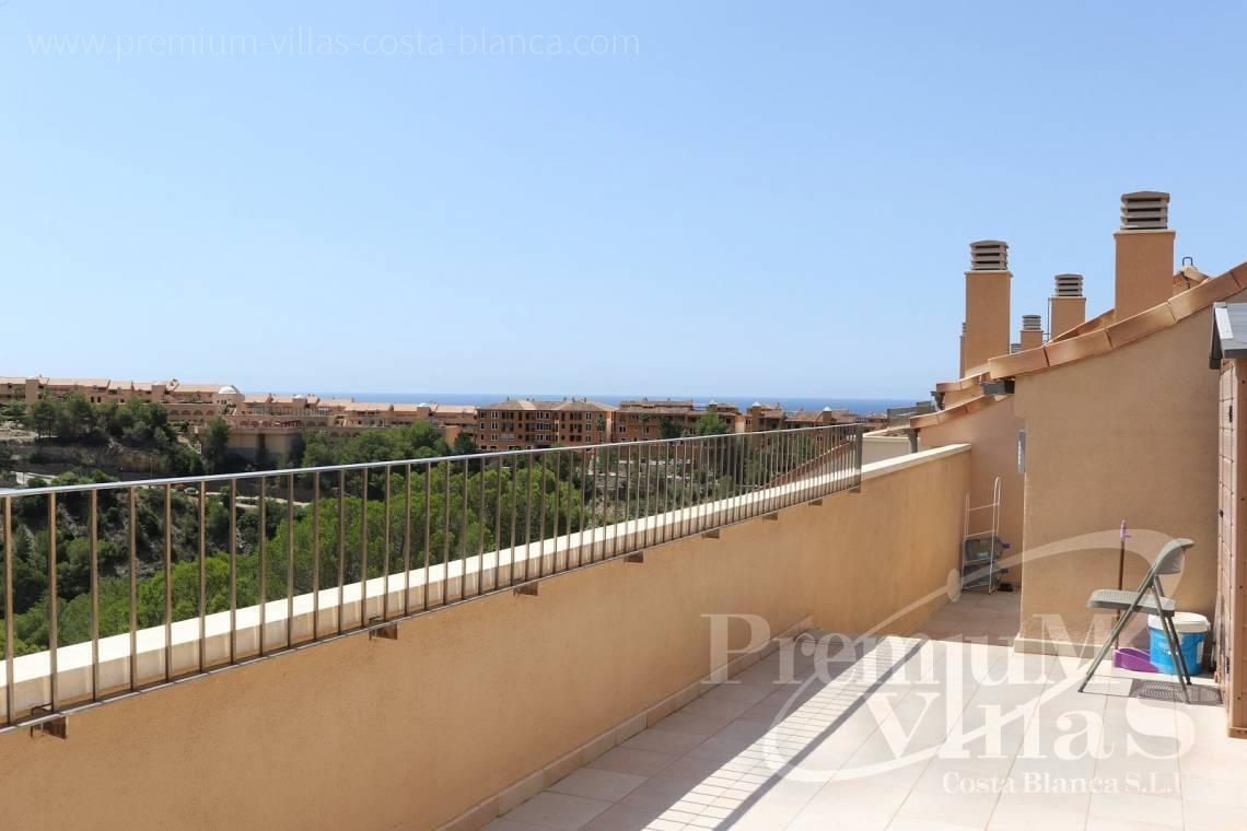 Buy property Mascarat Altea - A0552 - Beautiful and spacious penthouse in Mascarat 23