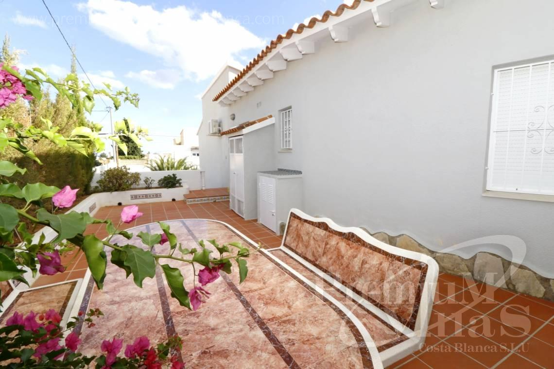 House villa for sale Calpe Costa Blanca - C2231 -  House in Calpe with guest apartment 3