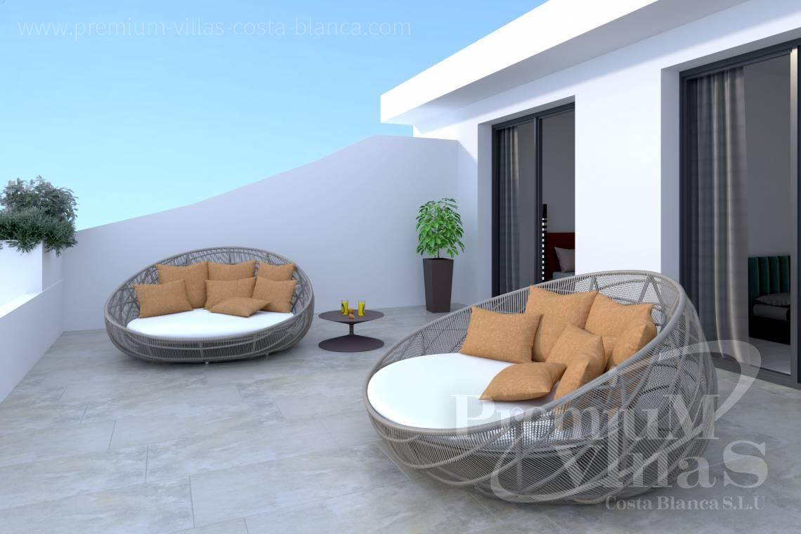 - A0622 - 2 bedrooms apartments with sea views in Finestrat 22