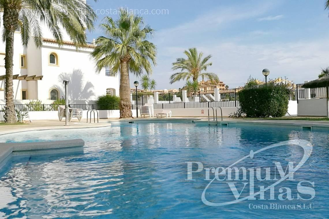 Buy apartment near the marina Campomanes in Altea - A0618 - Penthouse in the urbanization Altea Dorada in Mascarat 2