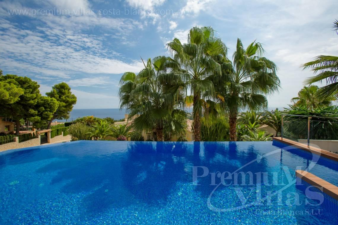 - C1637 - Modern luxury villa in Moraira with nice sea views 5