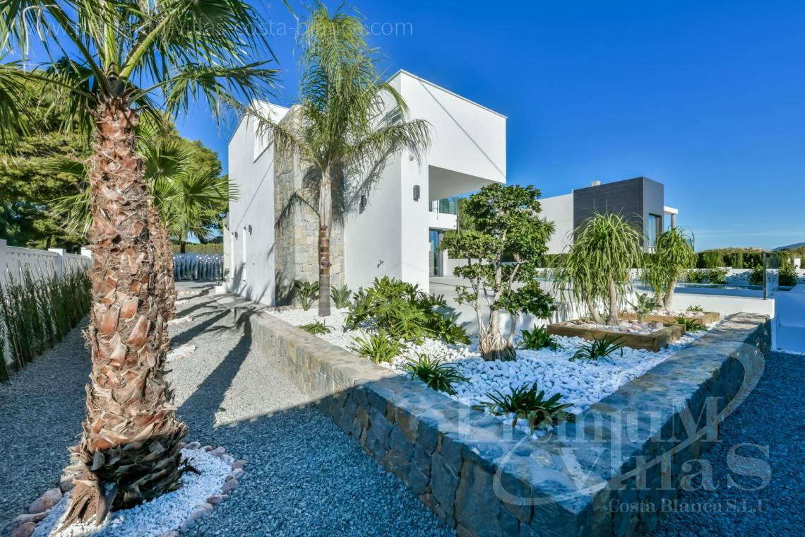 - C2368 - Modern villa with sea views in Calpe 5